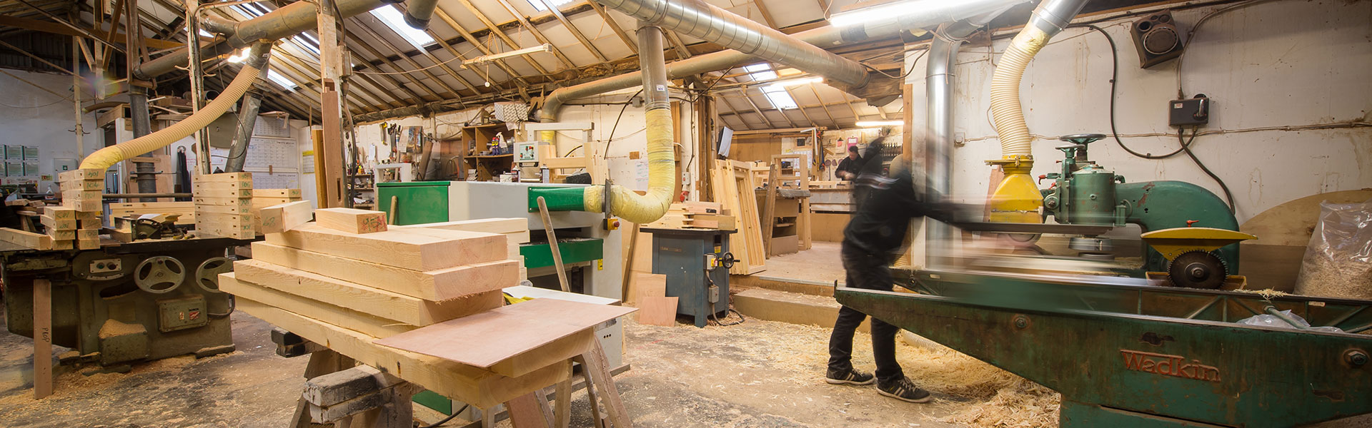 Timber Workshop