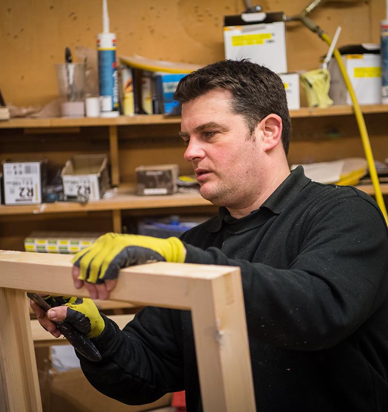 timber filing