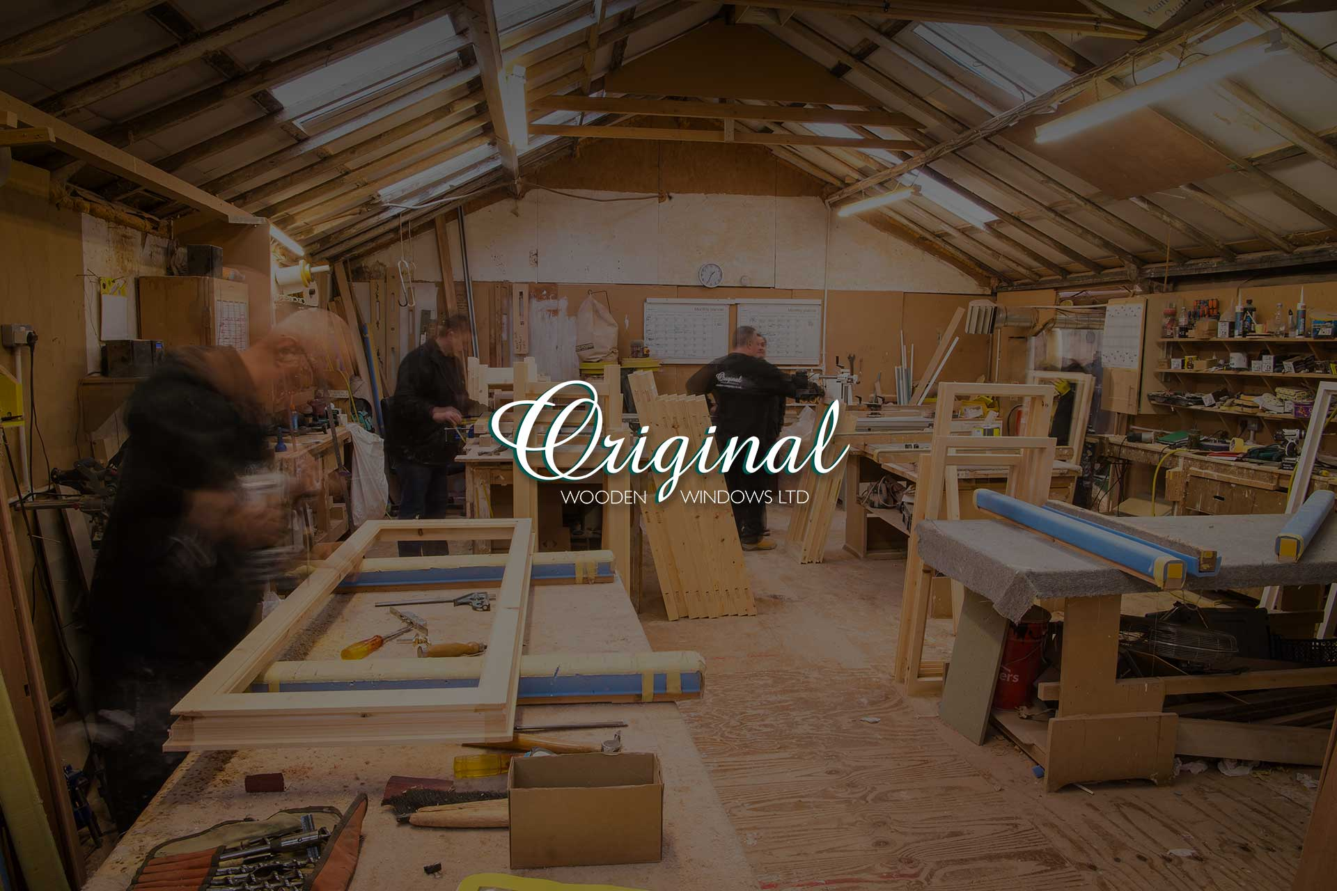 Orginal Wooden Windows LTD banner image