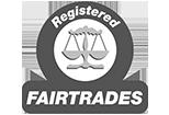 Registered Fairtrades logo