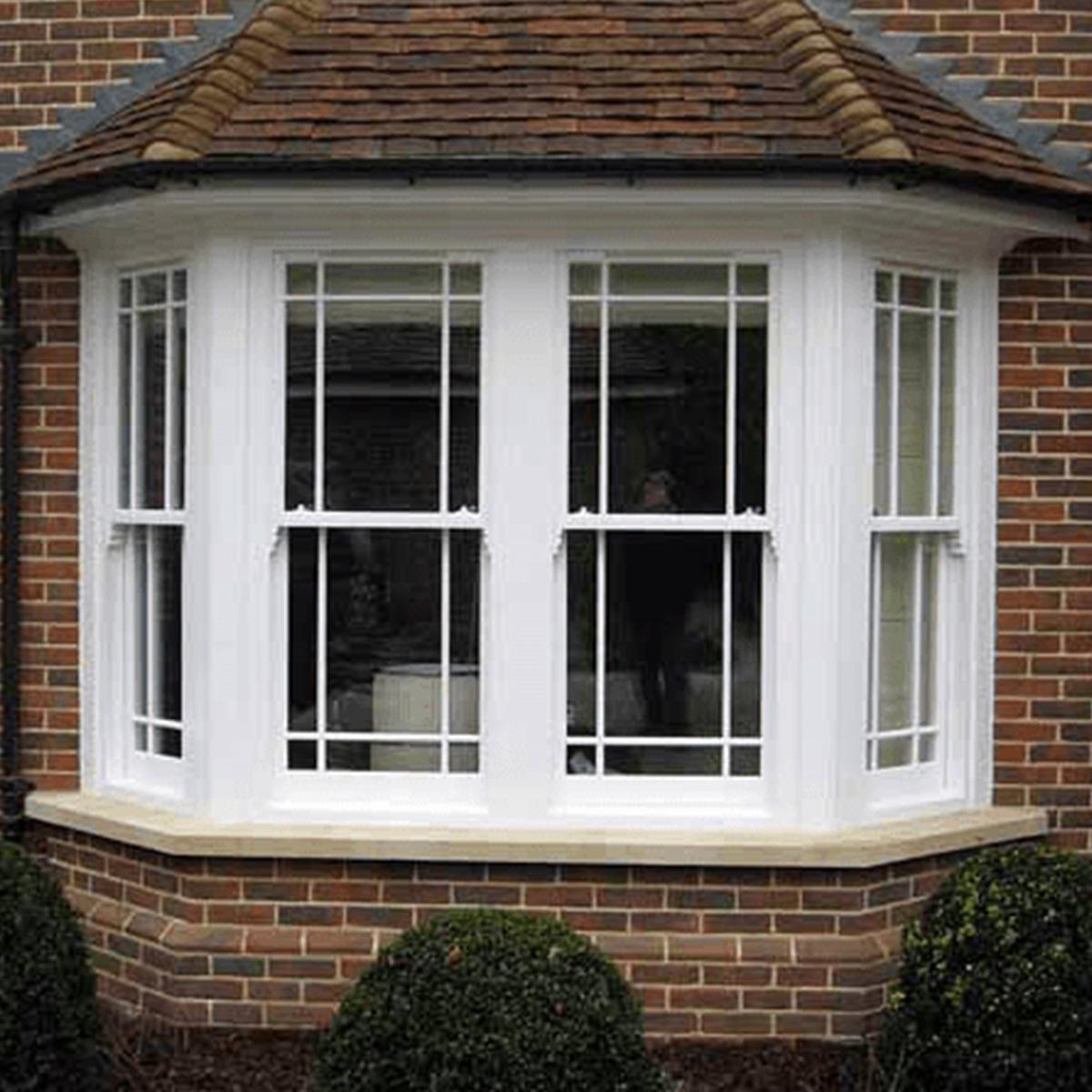 Box sash windows